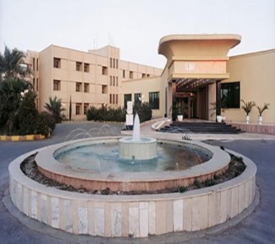 هتل پارسيان بم