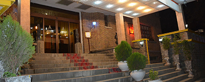 هتل پارسيان بوعلي